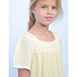 Blusa limón junior