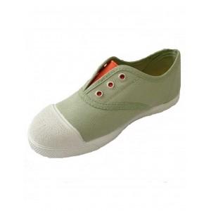 Zapatillas Fun Verde Naranja