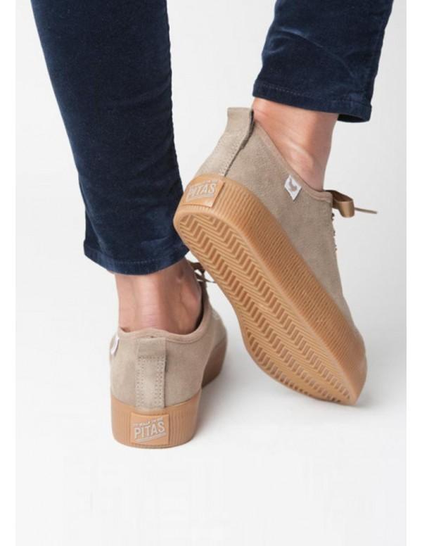 Zapatillas Yoko Caramelo y Camel