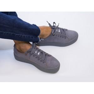Zapatillas Yoko Lady Gris