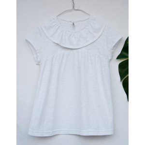 Camiseta Junior Blanca