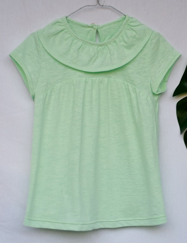 Camiseta Junior Menta