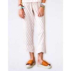 Pantalon Teen Mosaico Rosa
