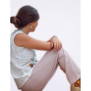 Pantalon Teen Lunar Rosa