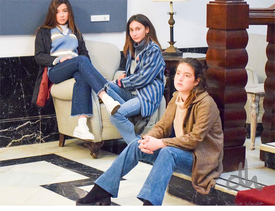 Coleccion Teen Otoño e Invierno 2020 - 2021 Dimelo Hilando