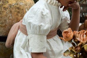Vestido de comunión Bumburi