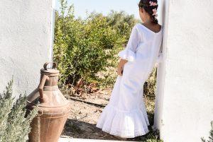 Vestido de comunión Lizana