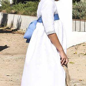 Detalles vestido comunión Maravedi