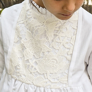 Detalles vestido comunión Nazarí