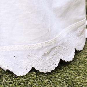 Detalles vestido comunión Tilburi