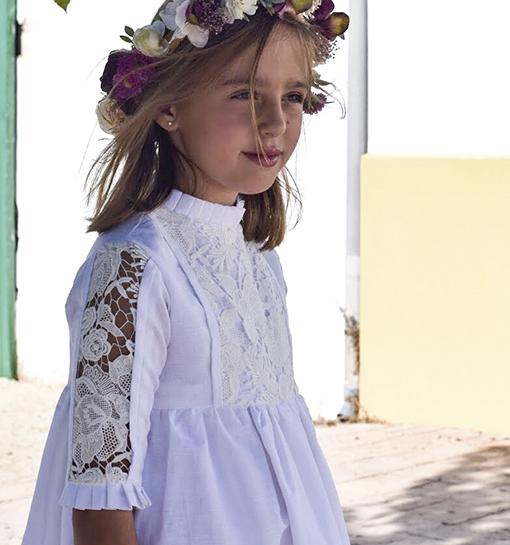 Vestido de comunión Nazarí
