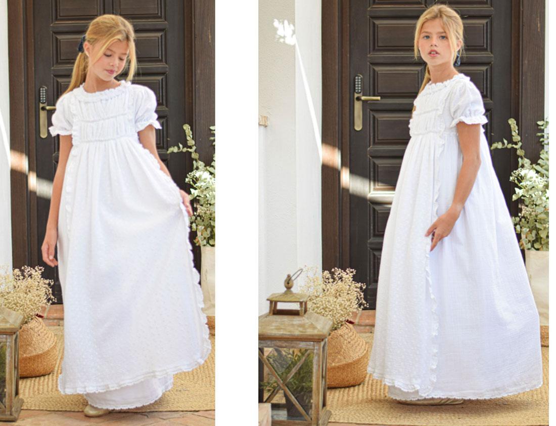 vestido de comunión Alacena