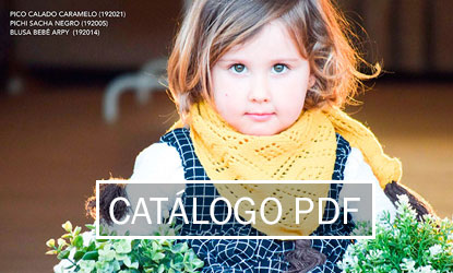 Descarga el pdf de la nueva colección dimelo hilando otoño e invierno