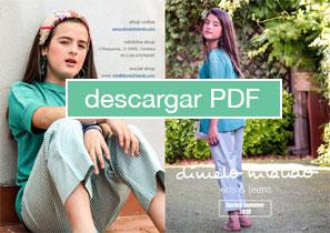 Descarga el pdf de la nueva colección dimelo hilando primavera verano